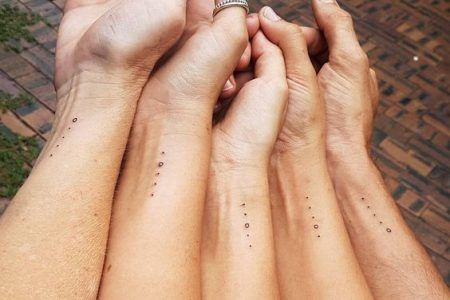 Family Tattoo Ideas: 30+ Best Matching Tattoo Designs