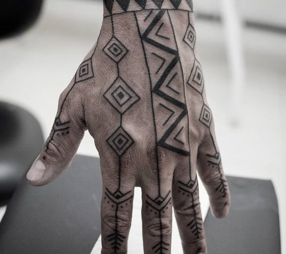 Hand Tattoo Ideas