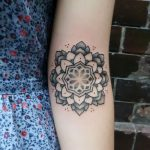 Mandala tattoos: 50+ most beautiful examples