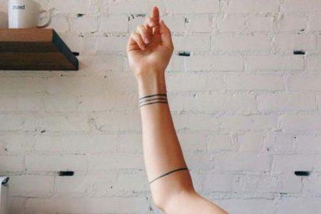 Simple Arm Tattoos: 60+ Most Beautiful Simple Designs