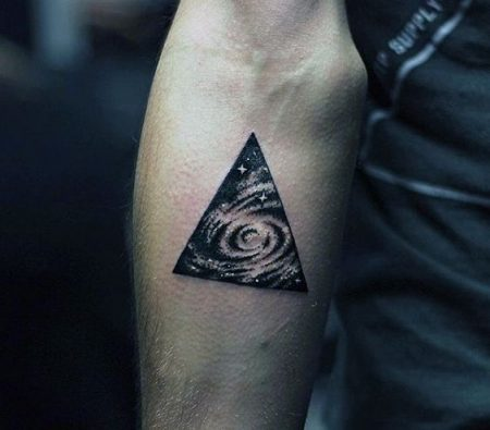 Galaxy Tattoos: 42 Most Beautiful Ideas for a Perfect Tattoo