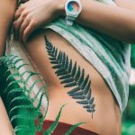 Fern Tattoo: 43 Most Delicate and Creative Fern Tattoo Ideas Ever Created