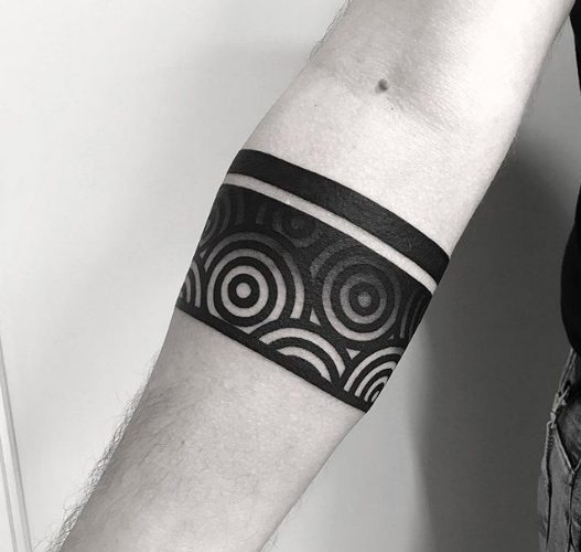 Armband Tattoo 60 Awesome Ideas For a Perfect Armband Tattoo