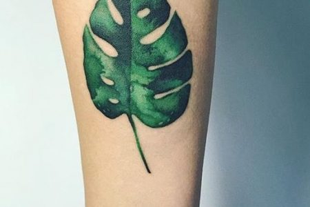 Leaf Tattoo: These 50 Gorgeous Leaf Tattoos Will Inspire You To Get One