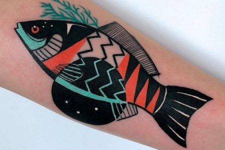 Fish Tattoos: Discover 60 Awesome Ideas of wonderful Fish Tattoos
