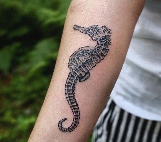Seahorse Tattoo 30 Most Beautiful Tattoo Ideas Of This Wonderful Sea Creature