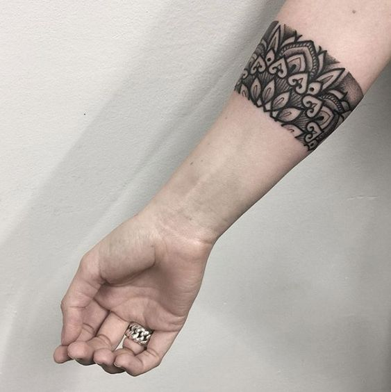 Armband Tattoo 60 Awesome Ideas For A Perfect Armband Tattoo