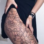 Hip Tattoos: 48 Most Beautiful and Irresistible Hip Tattoo Ideas for Women
