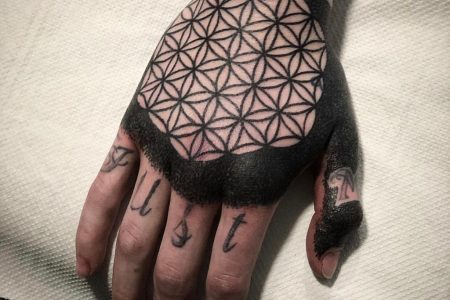 Flower Of Life Tattoo: Discover The Beauty And The Meaning With These 30 Ideas