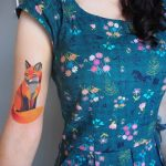 Fox tattoos: 41 Mesmerizing Tattoo Ideas for Nature Lovers