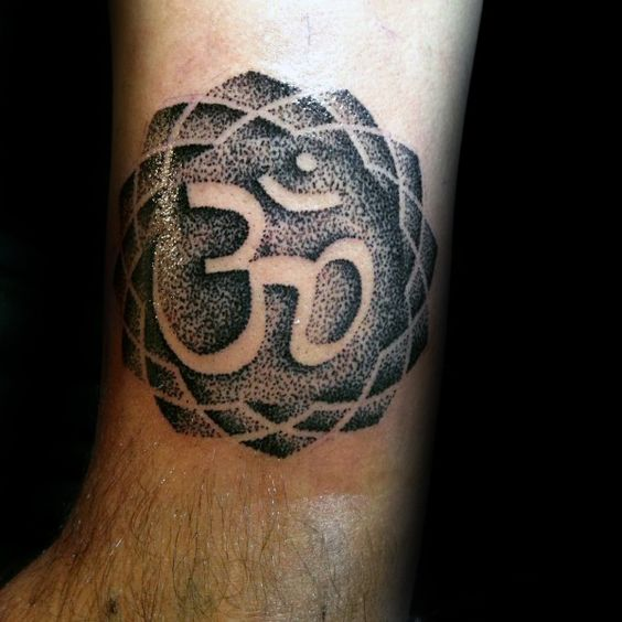 Om Tattoo Meaning And Ideas For Spiritually Minded People