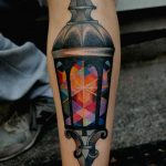 Lantern Tattoo: These 42 Lantern Tattoo Ideas Will Light Up Your Life