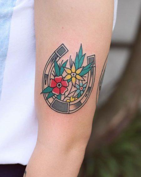 Horseshoe Tattoo Ideas That You Won't Find Anywhere Else