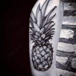 Pineapple Tattoo Ideas For Those Who Love Exotic And Delicious Fruits