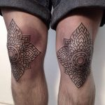 Knee Tattoos That Will Change The Way You Look To Them